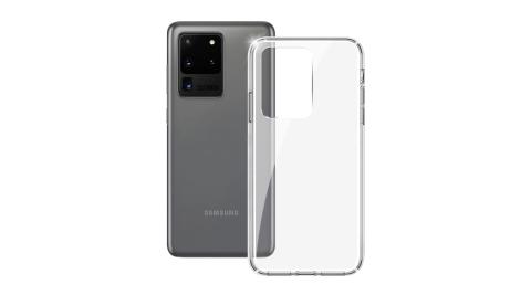 ACEICE for 三星 Samsung Galaxy S20 Ultra 全透晶瑩玻璃水晶防摔殼