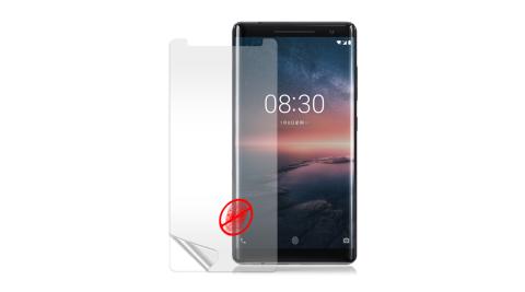 VXTRA Nokia 8 Sirocco 防眩光霧面耐磨保護貼 保護膜