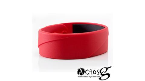 MASSA-G X ACHOS【ARC Master-Red】鍺鈦手環