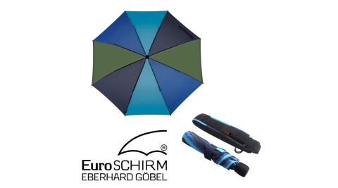 【EuroSCHIRM 德國 】自動強力防風傘/抗鏽/自動傘/折疊傘/戶外風暴傘/晴雨傘3032-CW1