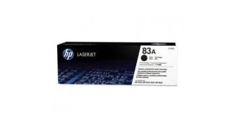 HP CF283A 黑色碳粉匣