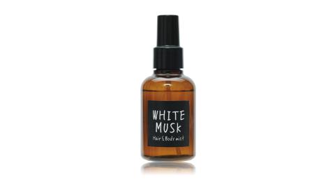 日本John's Blend 髮膚兩用保濕香氛噴霧(105ml/瓶)(白麝香WHITE MUSK)