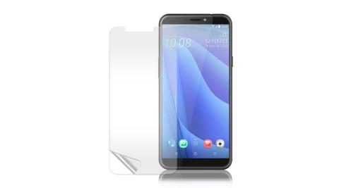 VXTRA HTC Desire 12s 高透光亮面耐磨保護貼 保護膜(非滿版)