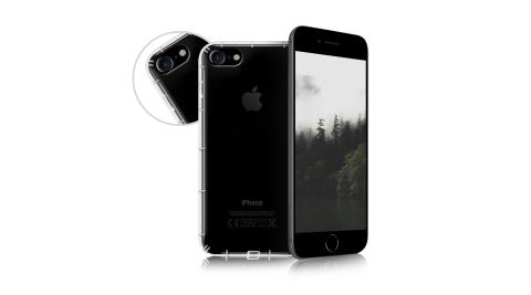 XM iPhone SE2/iPhone 8 4.7吋 四角防護抗震氣墊保護殼