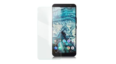 Xmart for HTC U12+ 薄型 9H 玻璃保護貼-非滿版