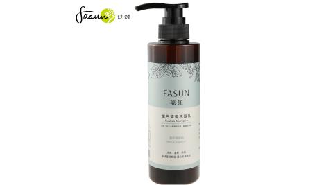 【炎夏清爽↘8折】琺頌-清爽洗髮乳-薄荷葡萄柚 400ml x1瓶