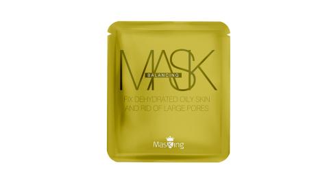 【Masking 膜靚】淨顏美膚調理面膜 28片/盒