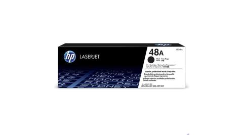 HP CF248A黑色碳粉匣(48A)