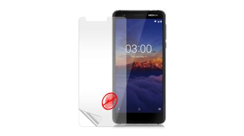 VXTRA Nokia 3.1 防眩光霧面耐磨保護貼 保護膜