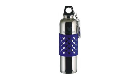 【迪士尼】米奇450ml鏡面運動瓶 CL-0001