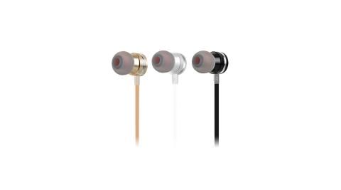 hoco M16 凌音金屬 可通話入耳式耳機_單鍵線控