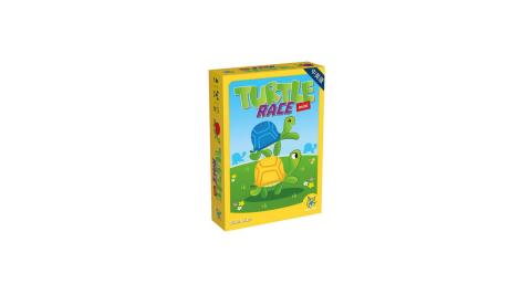 歐美桌遊 跑跑龜迷你版 Turtle Race Mini (中英版)