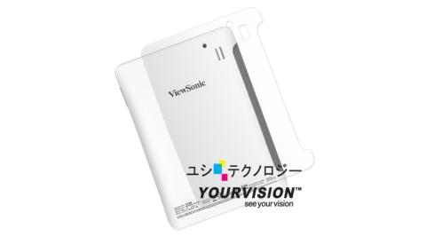 ViewSonic ViewPad 7E (7吋) 超透超顯影機身貼