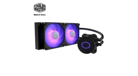 Cooler Master MasterLiquid ML240L V2 RGB 水冷散熱器
