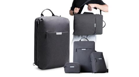 WiWU 奧德賽 超值法背包 可斜背/側背/手提/後背包 可放置16吋 macbook pro
