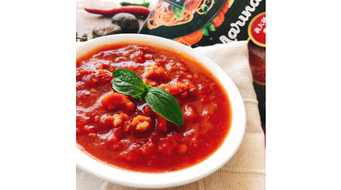 【MAXLIVE蔬食】番茄素肉醬4盒共8包(200公克/包;2包/盒)