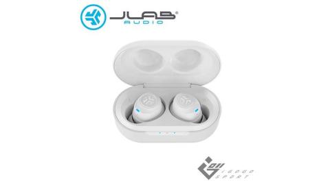 JLAB JBUDS Air 真無線耳機-白色