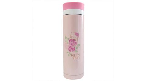 【HELLO KITTY】凱蒂貓304不鏽鋼真空保溫杯300ml KF-5300