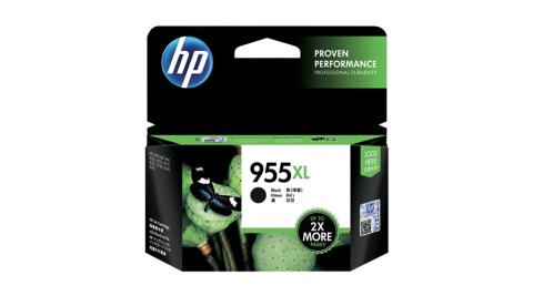 HP L0R72AA (NO.955XL) 黑色高容量