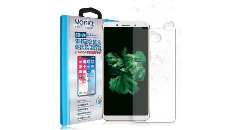 MONIA OPPO A75 / A75s 日本頂級疏水疏油9H鋼化玻璃膜 (非滿版)