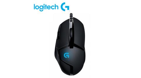 【logitech 羅技】G402 遊戲光學滑鼠 【加碼贈USB風扇】