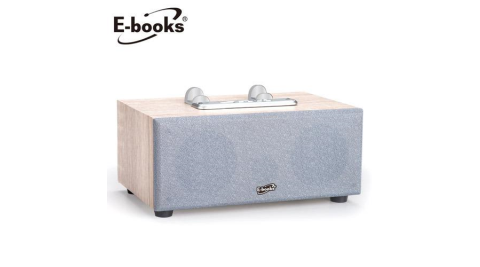 E-books D39 經典款木質支架藍牙喇叭