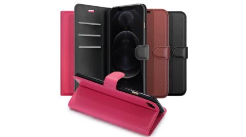 DapadforiPhone12iPhone12Pro61百搭時代多卡式夾層皮套