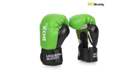 MDBuddy 8OZ 拳擊手套-8盎司 健身 搏擊 訓練 隨機@6025201@