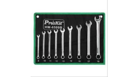 Pros Kit 9件套兩用扳手組 (公制) HW-6509B