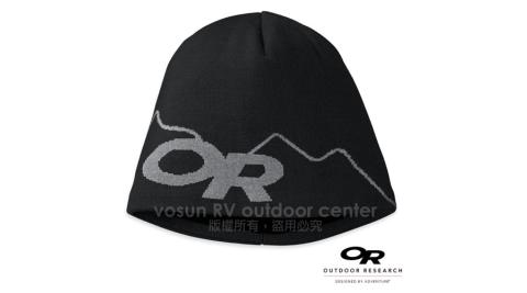 【美國 Outdoor Research】OR Gore WindStopper 頂級輕量透氣防風羊毛帽/吸濕排汗帽_黑 84415