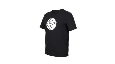 NIKE 男短袖T恤-籃球 純棉 短T 黑白@CQ3877-010@