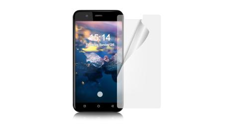 魔力 鴻海 InFocus M5s 高透光抗刮螢幕保護貼-非滿版