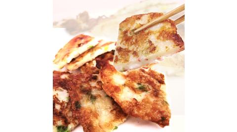 《老爸ㄟ廚房》黃金月亮蝦餅(200g/包,2片/包,共三包)