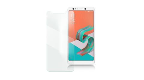 Xmart for 華碩 ASUS ZenFone 5Q ZC600KL 薄型 9H 玻璃保護貼-非滿版