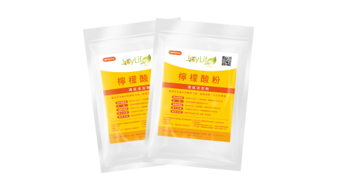 JoyLife嚴選 超值2入檸檬酸環保清潔粉400g