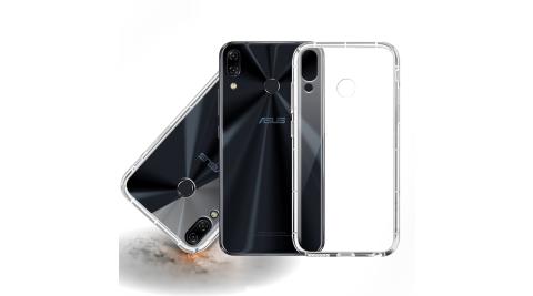 Xmart for ASUS ZenFone 5 (2018) ZE620KL 四角防護抗震氣墊保護殼