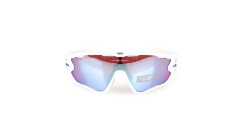 OAKLEY JAW BREAKER 一般太陽眼鏡-附硬盒鼻墊  抗UV 登山 白@OAK-OO9290-2131@