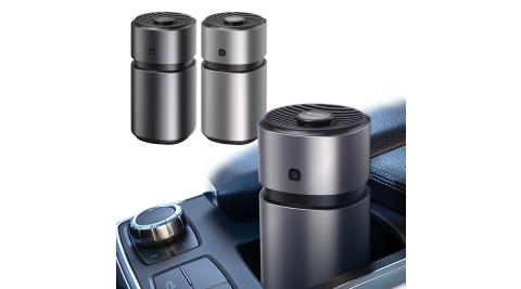 Baseus 倍思 升級版微風心怡車用香薰二合一風扇 手持電風扇
