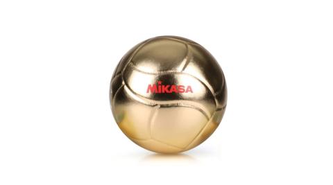 MIKASA 紀念排球#5-排球紀念球 VG018W 5號球 金@MKVG018W@