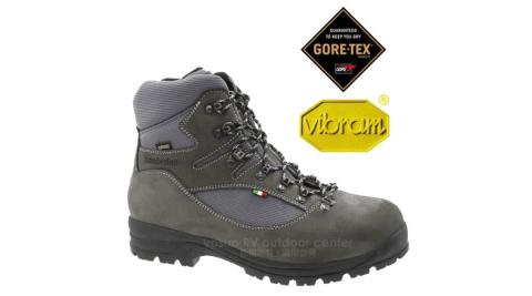 Zamberlan義大利新款中性SHERPAPROGTX高筒專業登山鞋防水透氣超耐用耐磨灰黑0549PM9G0G