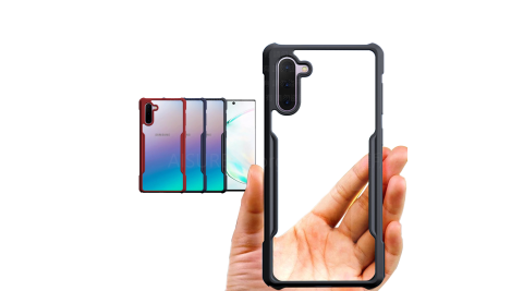 XUNDD for 三星 Samsung Galaxy Note 10 生活簡約雙料手機殼