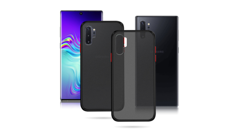 Xmart for 三星 Samsung Galaxy Note 10+ 輕盈磨砂防摔殼