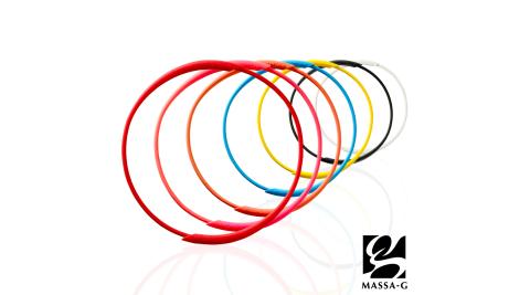 MASSA-G 炫彩動感鍺鈦項圈