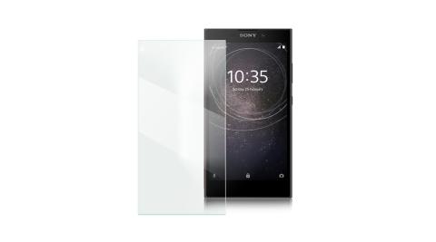 Xmart for SONY L2 薄型 9H 玻璃保護貼-非滿版