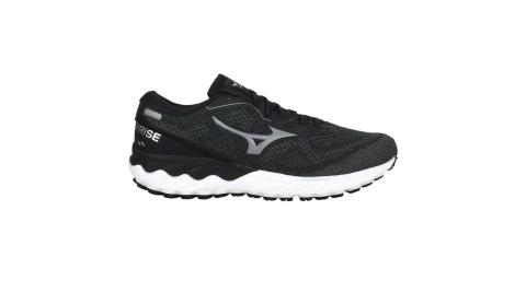 MIZUNO WAVE SKYRISE 2 男慢跑鞋-路跑 運動 美津濃 灰黑銀@J1GC210953@
