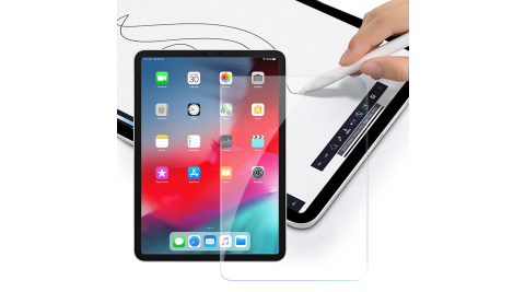 CITY for iPad Pro 11吋 專用版9H鋼化玻璃保護貼