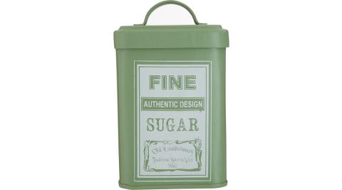《Premier》Whitby砂糖密封罐(綠900ml)_密封罐_金屬