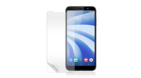 Monia HTC U12 Life 高透光亮面耐磨保護貼 保護膜(非滿版)