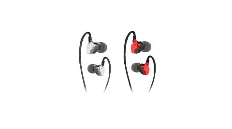 hoco M36 魅聲雙動圈 可通話入耳式耳機_三鍵線控
