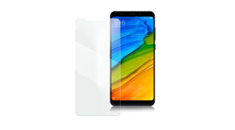 Xmart for 紅米5 Plus 薄型9H 玻璃保護貼-非滿版